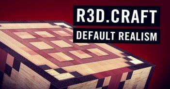 R3D Craft Resource Pack
