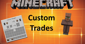 Custom Trades Mod 1