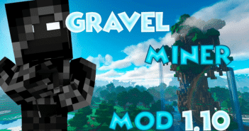 Gravel Miner Mod 1