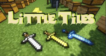 Little Tiles Mod 1