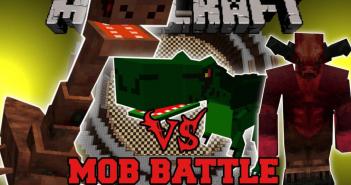 Mob Battle Mod 1