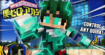 My Hero Academia Mod 1