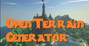 Open Terrain Generator Mod 1