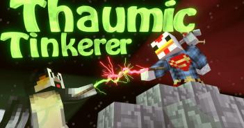 Thaumic Tinkerer Mod 1