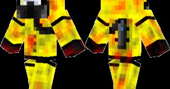 Biohazard Suit Skin
