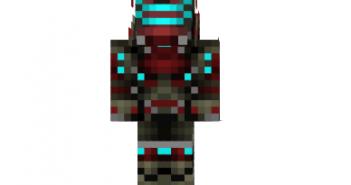 Dead space skin