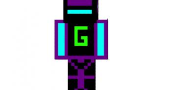 Grobot skin