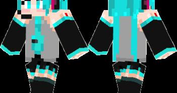 Hatsune Miku Skin