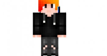 Rainbow guy skin