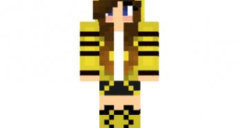Mai pikachu girl skin