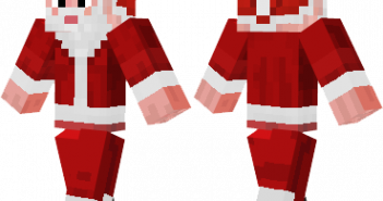 Santa Skin