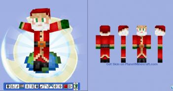 Santa Claus Skin